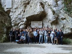 Obisk dijakov iz Francije