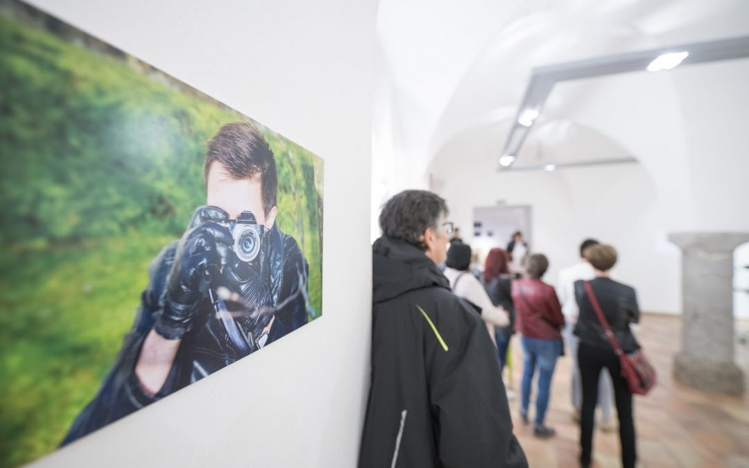Otvoritev fotografske razstave