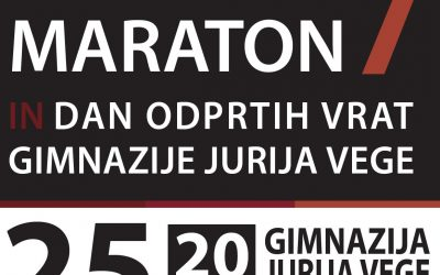 Kulturni maraton in prijava