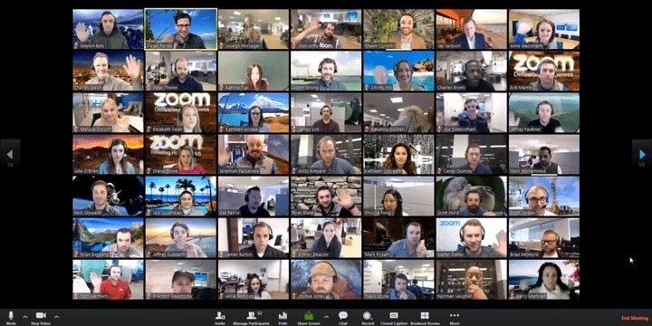 Virtualno srečanje Mladih raziskovalcev 2020
